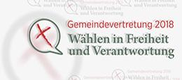 """Demokratische """"Kirchenwahl"""" 2018"""